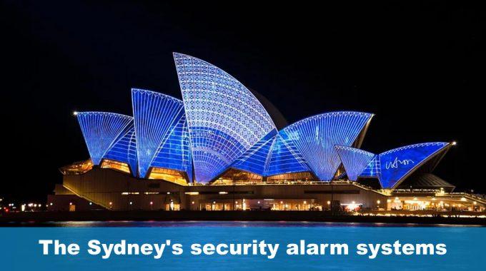 The Sydney's Security Alarm Systems